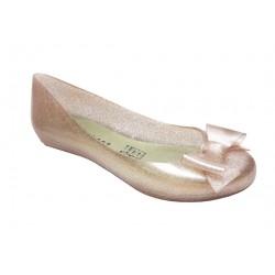 35-40 Baletas Fiori Rosa...